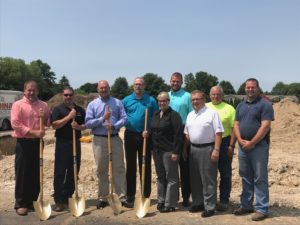 Jor-Mac breaks ground for new facility