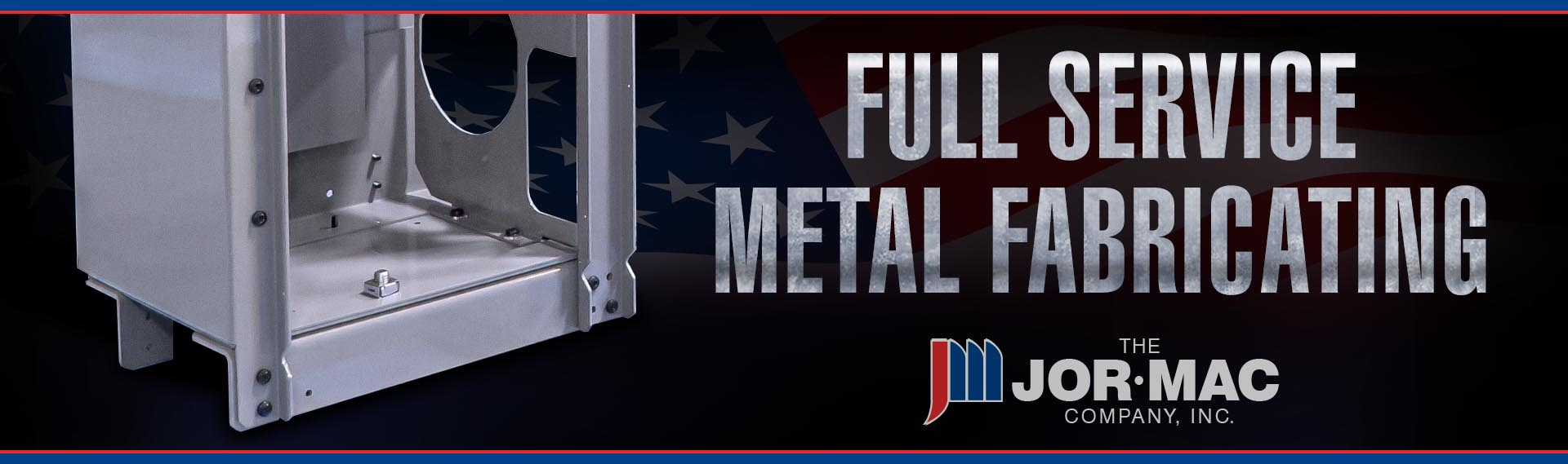 Jor-Mac Full Service Metal Fabricating