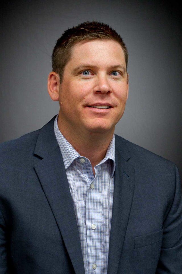 Derek Drage, V.P. Sales and Marketing